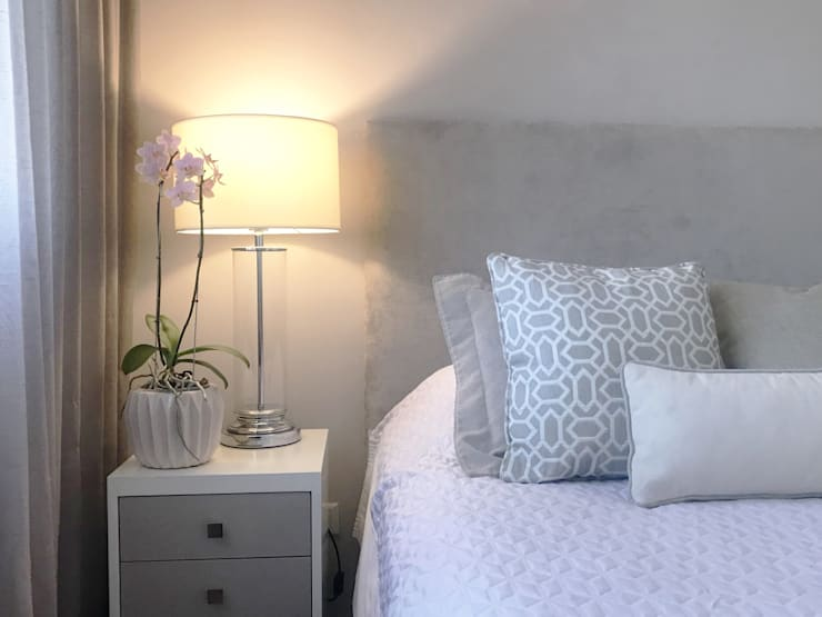 Dormitorio: Dormitorios de estilo  por Estudio Nicolas Pierry,