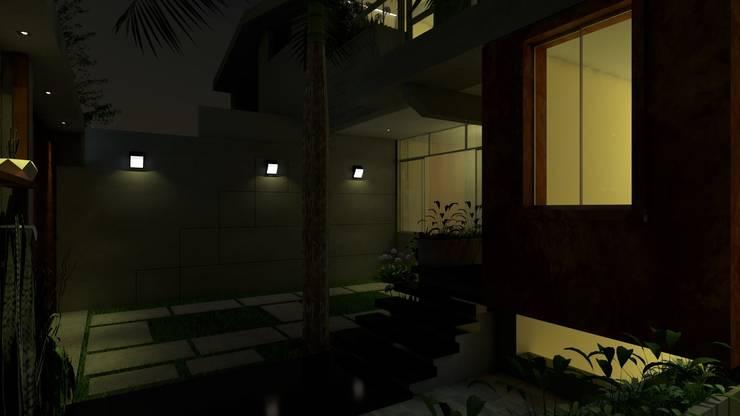 Remodelación - Casa Lozano: Casas pequeñas de estilo  por Corporación Siprisma S.A.C