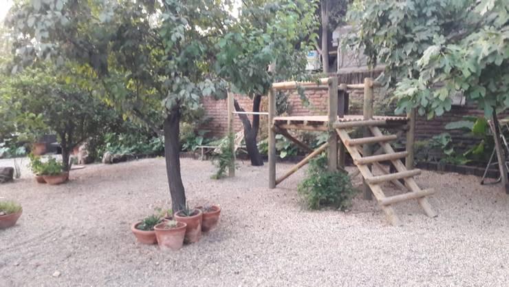 Zen Namaste ! : Jardines zen de estilo  por Garden master limitada