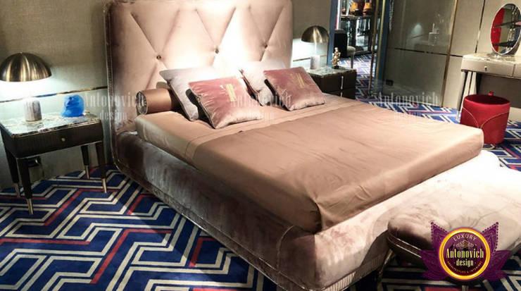 Magnificent Custom Luxury furniture Design:   by Luxury Antonovich Design