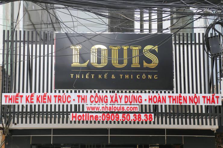 Giới thiệu Công Ty Thiết Kế Xây Dựng LOUIS:   by Công Ty Thiết Kế Xây Dựng LOUIS