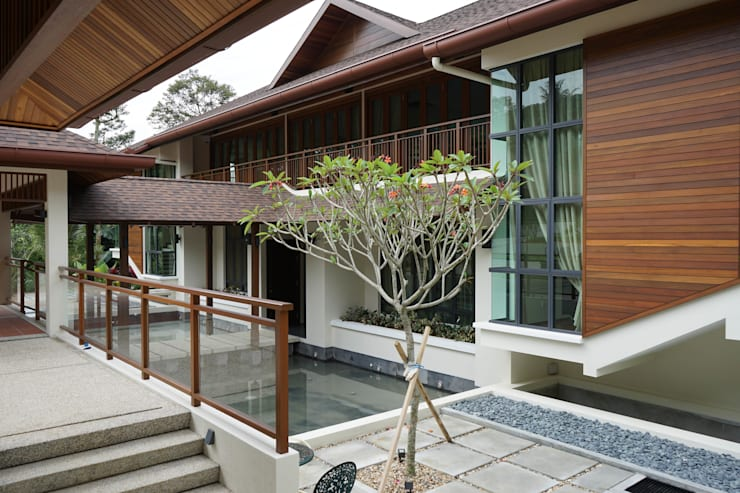 Houses by Mode Architects Sdn Bhd