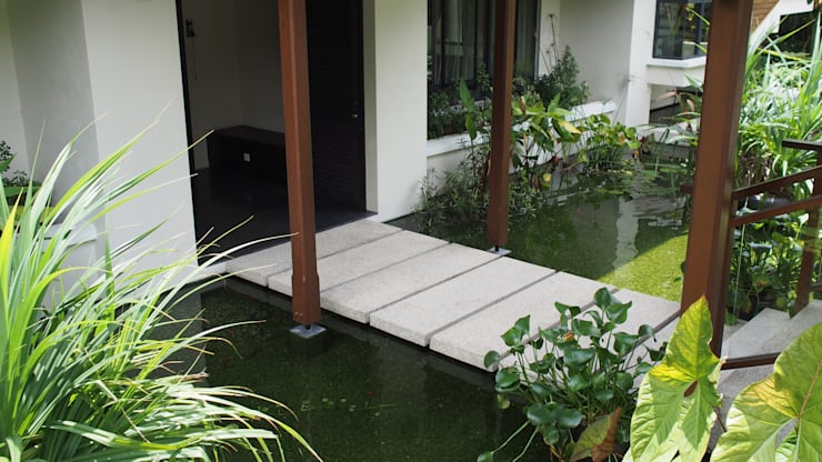 Garden by Mode Architects Sdn Bhd