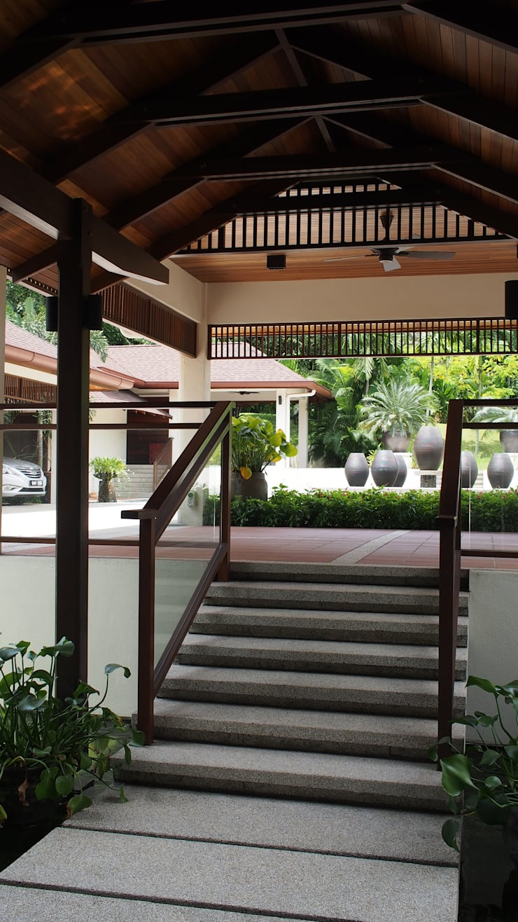 Bungalows by Mode Architects Sdn Bhd