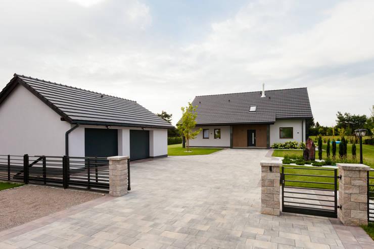 Rumah oleh in2home, Modern Kuarsa