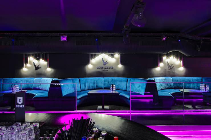 Club Interior - Nachher Grey Goose Lounge :   von Kaldma Interiors - Interior Design aus Karlsruhe,