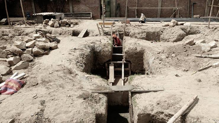 Escavaciones: Anexos de estilo  por Marcelo Juárez Trelles