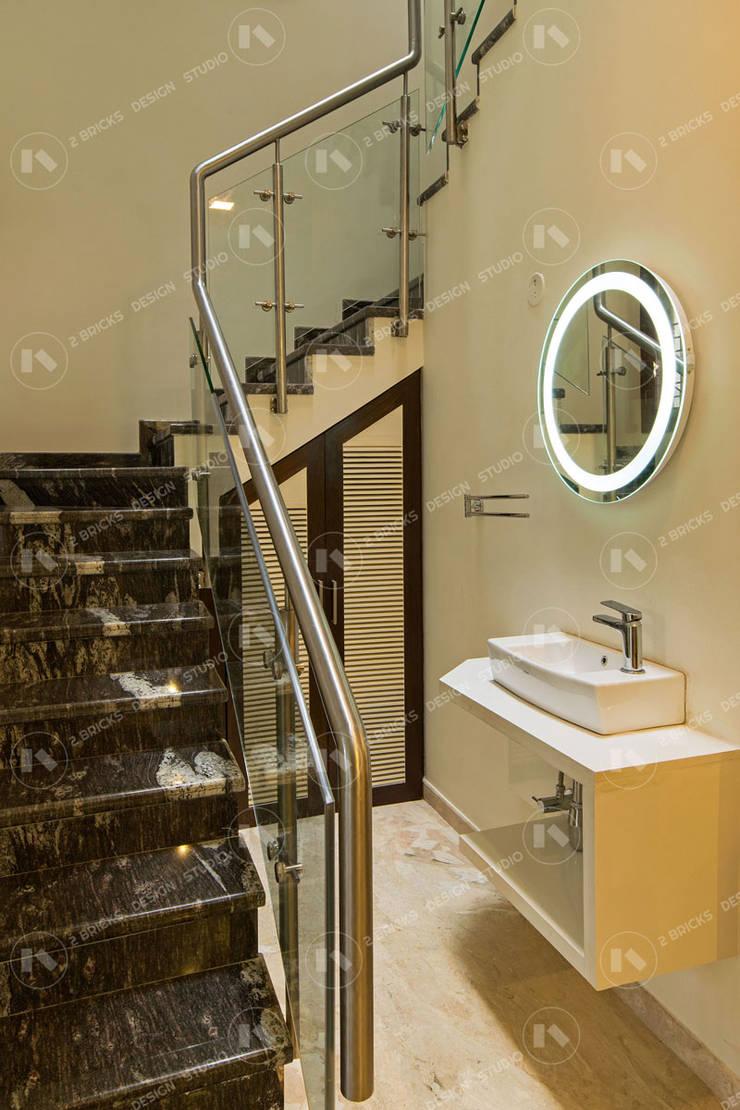 Stairs by 2 Bricks Design Studio