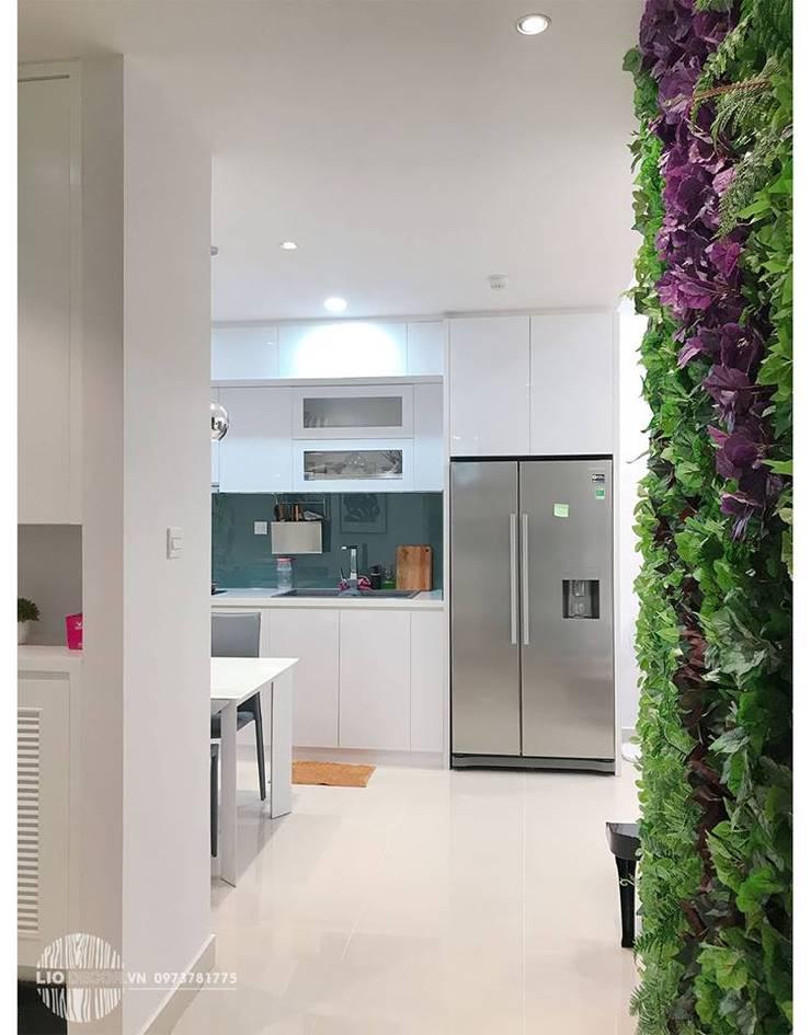 Bếp:  Kitchen by Lio Decor