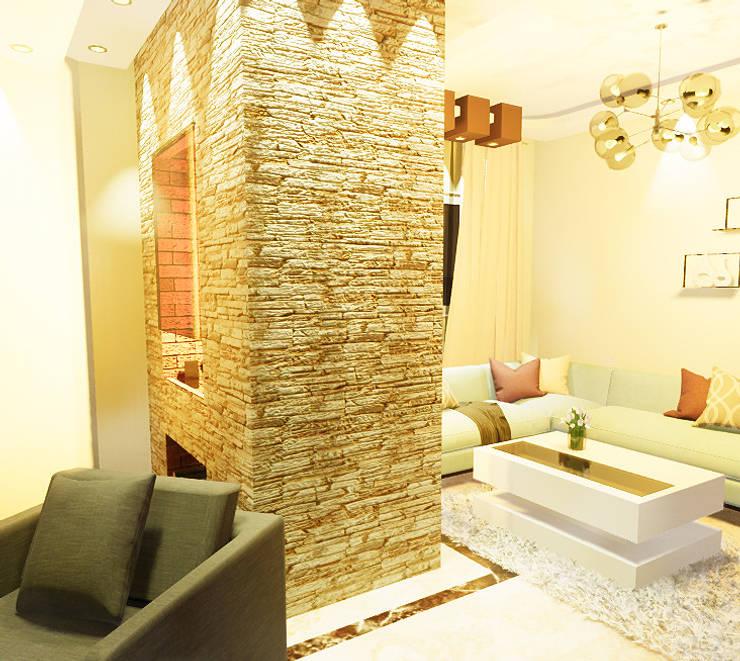 صورة للدفاية بعد التصميم حول العمود من Draw your home إرسم بيتك