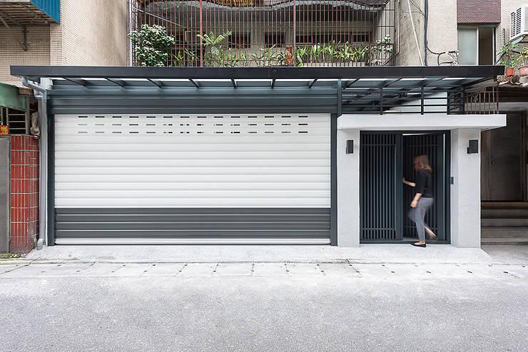 凝.聚:  房子 by 知域設計