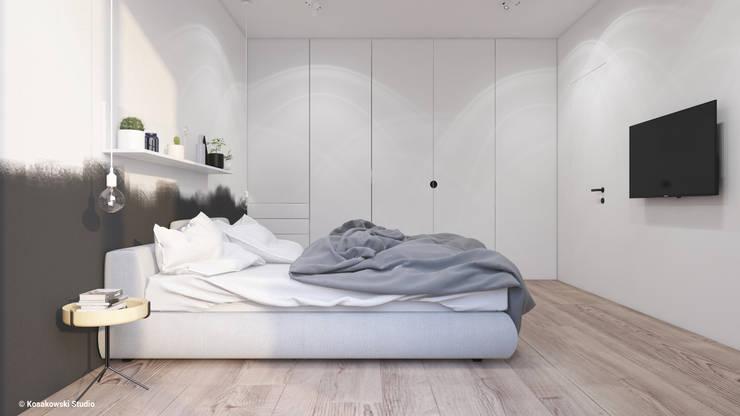 Bedroom by KOSAKOWSKI STUDIO, Minimalist