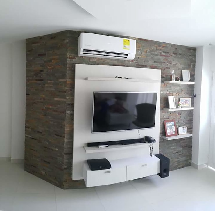 modern  by Taller de carpinteria nuevo milenio, Modern Chipboard