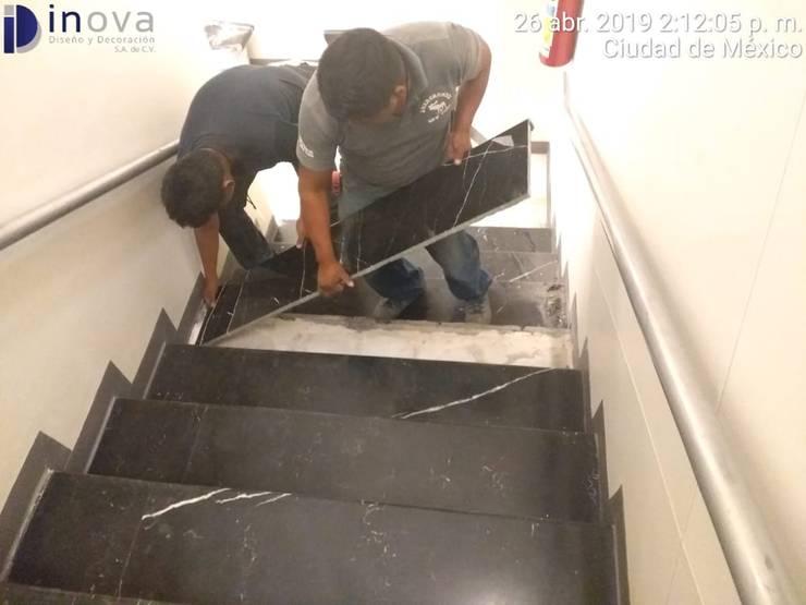 Floors by Inova Diseño y Decoracion , Modern Marble