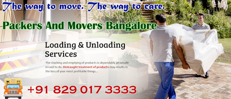 Commercial Spaces by Packers And Movers Bangalore