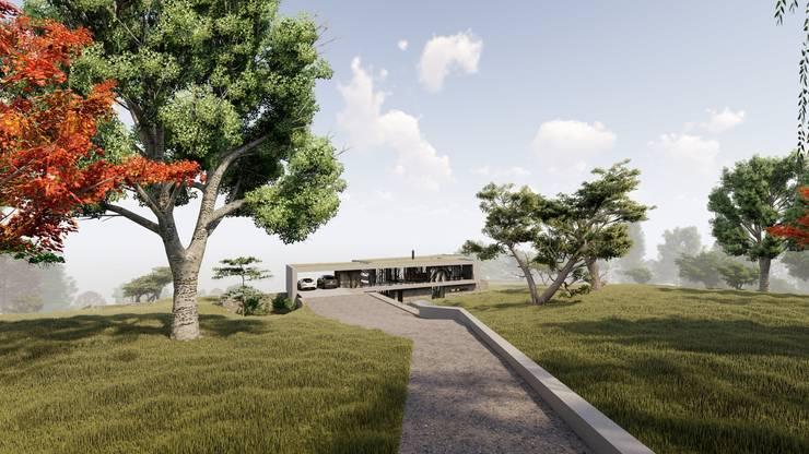 concrete  :   by Inline Spaces Pty Ltd