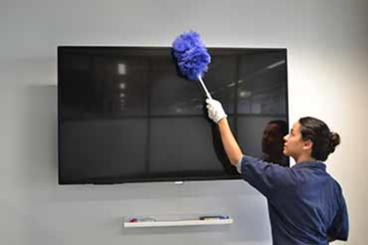 Office Cleaning in Melbourne:  Office buildings by Office Cleaning Solutions, Classic