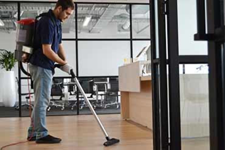 Office Cleaning in Melbourne:  Commercial Spaces by Office Cleaning Solutions, Classic