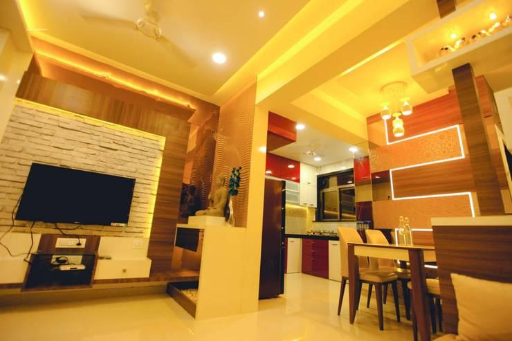 Kitchen units by Square 4 Design & Build, Modern