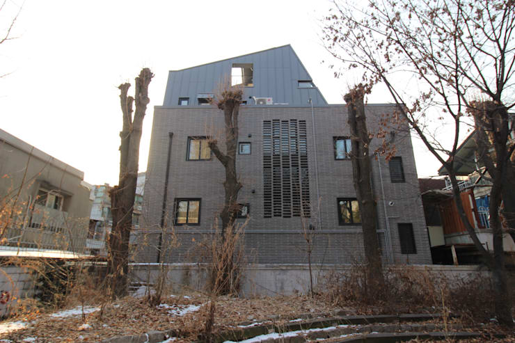 บ้านและที่อยู่อาศัย โดย 믹스토리, โมเดิร์น