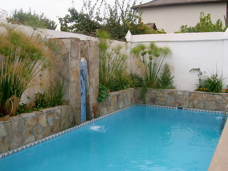 Garden Pool by AOG,