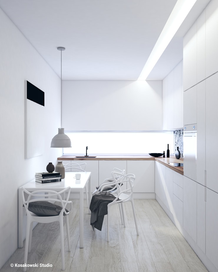 Kitchen by KOSAKOWSKI STUDIO, Minimalist