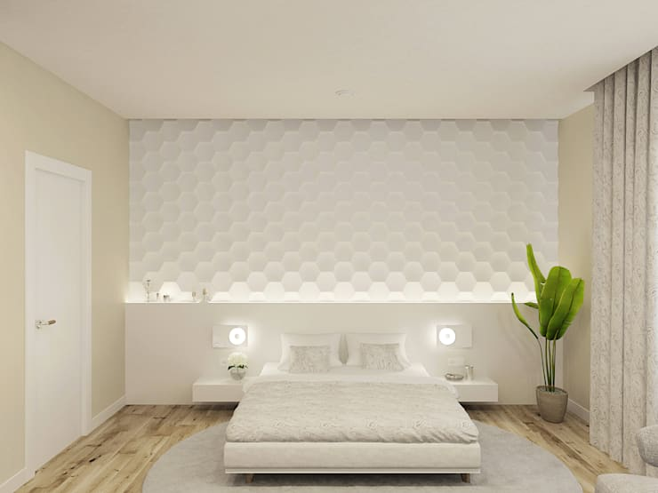 Bedroom by Wide Design Group,