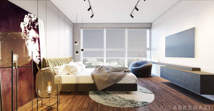 Small bedroom by Sulkin Askenazi