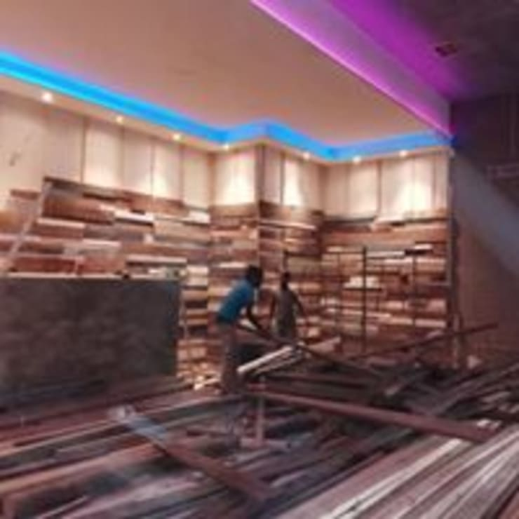 Club Renovation:   by Pulse Square Constructions