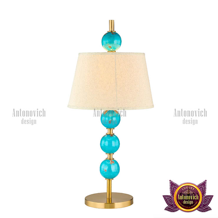 Perfect Magnificent Table Lamps:   by Luxury Antonovich Design