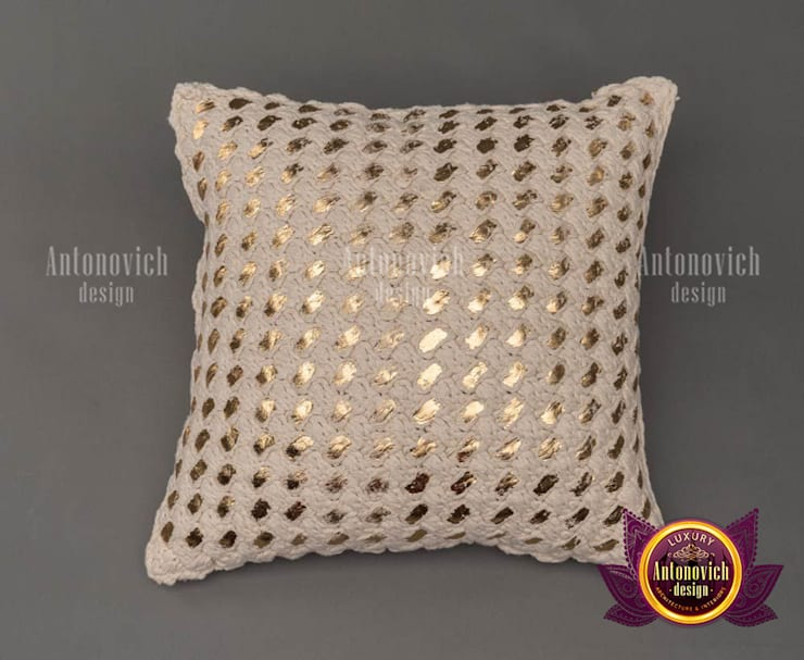 Very Stylish Cushions for Every Home:   by Luxury Antonovich Design