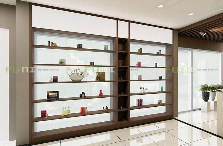 Thiết kế tủ spa đẹp:  Spa by Công Ty TNHH Funi