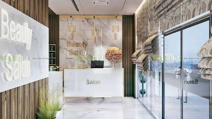xu hướng thiết kế spa hot:  Spa by Công Ty TNHH Funi