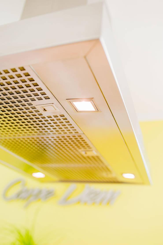 Inselesse aus Edelstahl von T-raumKONZEPT - Interior Design im Raum Nürnberg Modern Eisen/Stahl