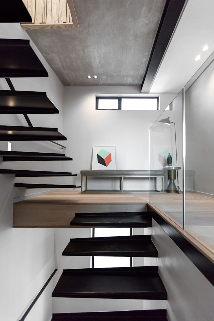 152 Waterkant by GSQUARED architects Minimalist