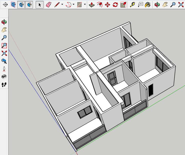 自動導出sketchup的模型:   by 知森數位開發有限公司