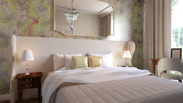 Sypialnia: styl , w kategorii Sypialnia zaprojektowany przez Decor Living Home,