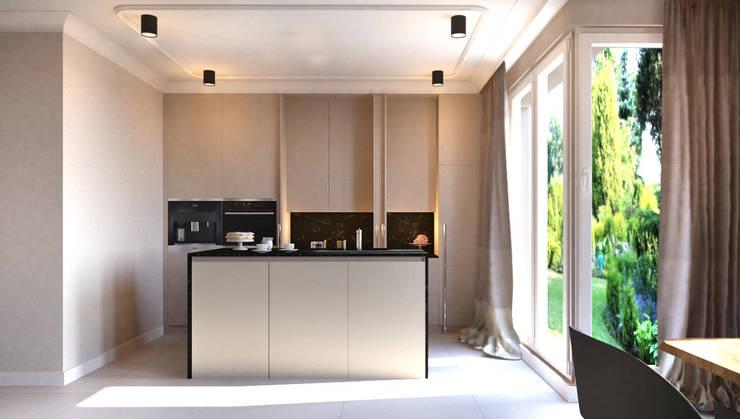 Kuchnia: styl , w kategorii Kuchnia na wymiar zaprojektowany przez Decor Living Home,