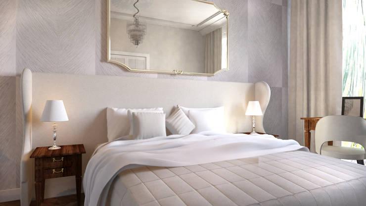 Sypialnia I: styl , w kategorii Sypialnia zaprojektowany przez Decor Living Home,