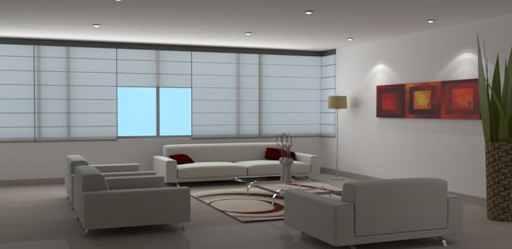 diseño:  de estilo  por hipnos construcciones