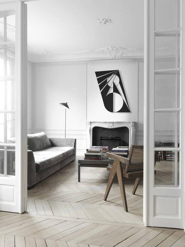 OBRAZ Z METALU: SH70: styl , w kategorii Sztuka zaprojektowany przez NIZU,