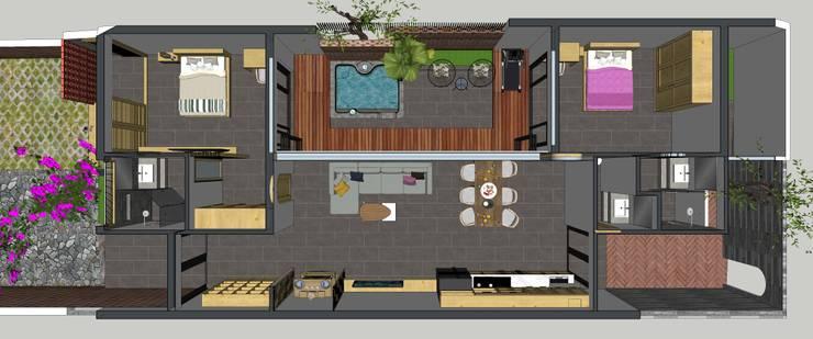 Nhà của Linh:   by Mét Vuông