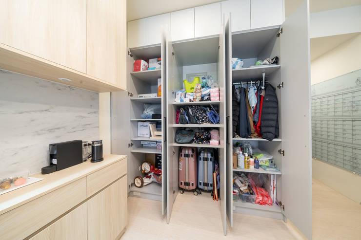 層板的耐受度很高:  倉庫/儲藏間 by 藏私系統傢俱