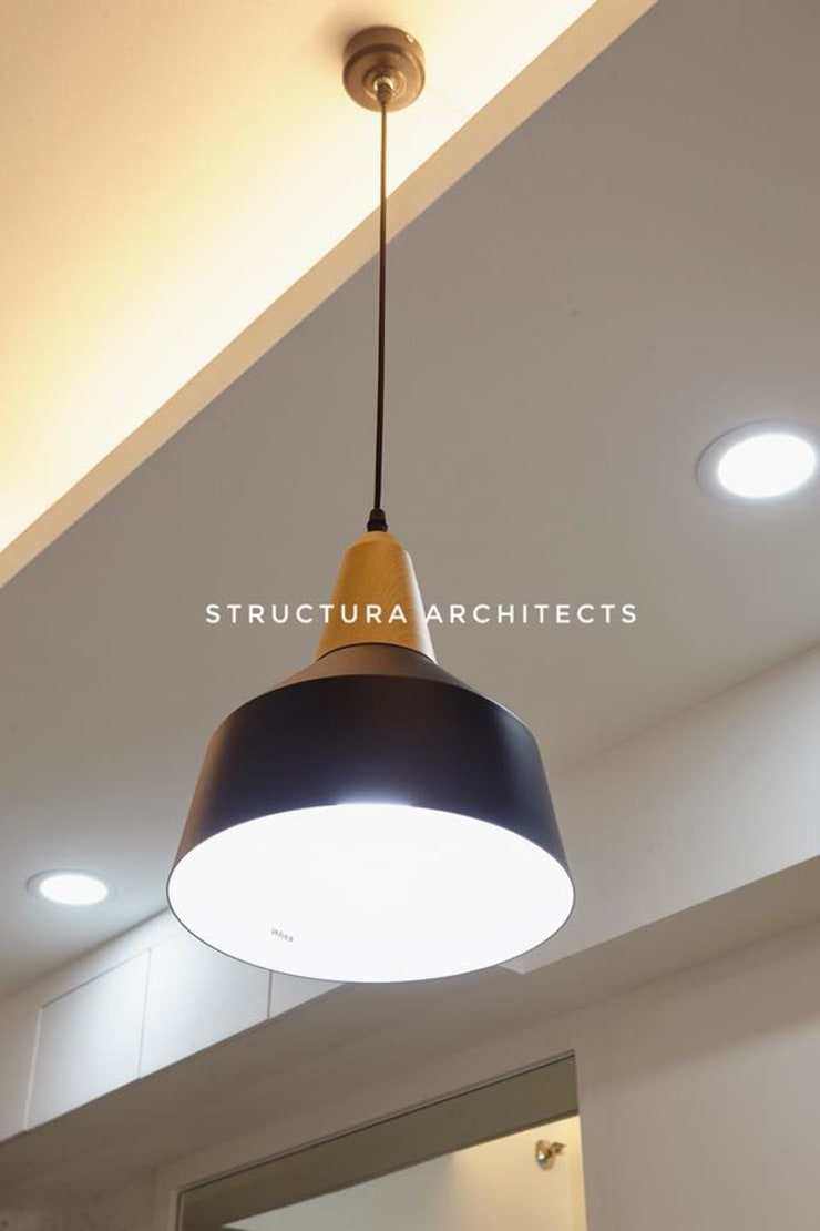 modern  oleh Structura Architects, Modern