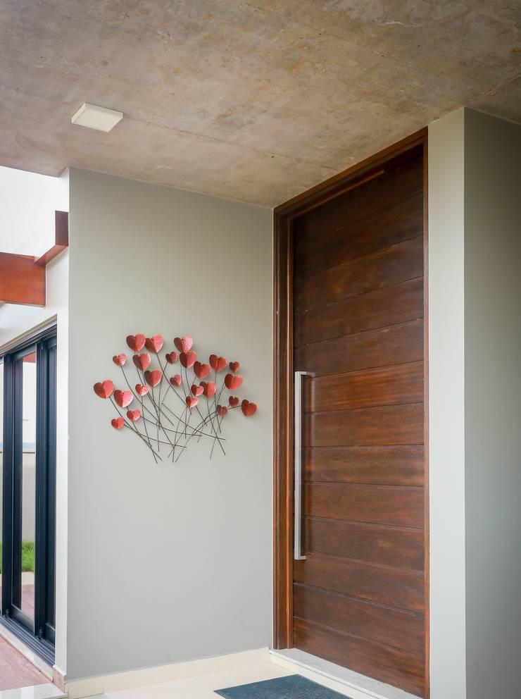Дома на одну семью в . Автор – Lozí - Projeto e Obra,