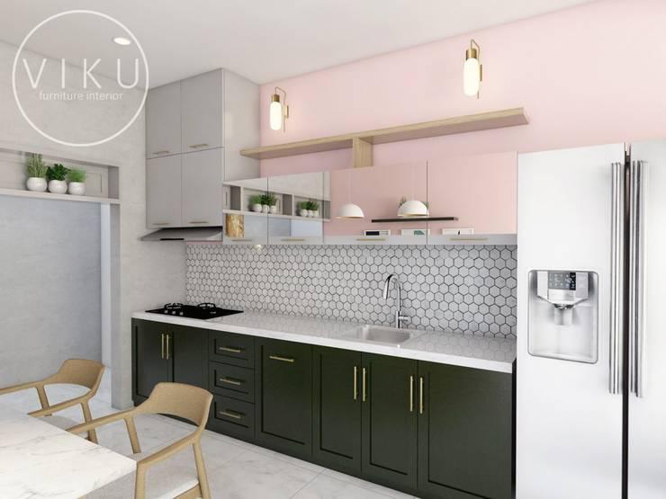 Kitchen set bu inka:  Dapur by viku