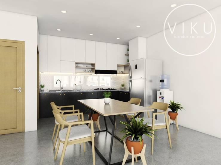 kitchen are Ibu puti:  Dapur by viku