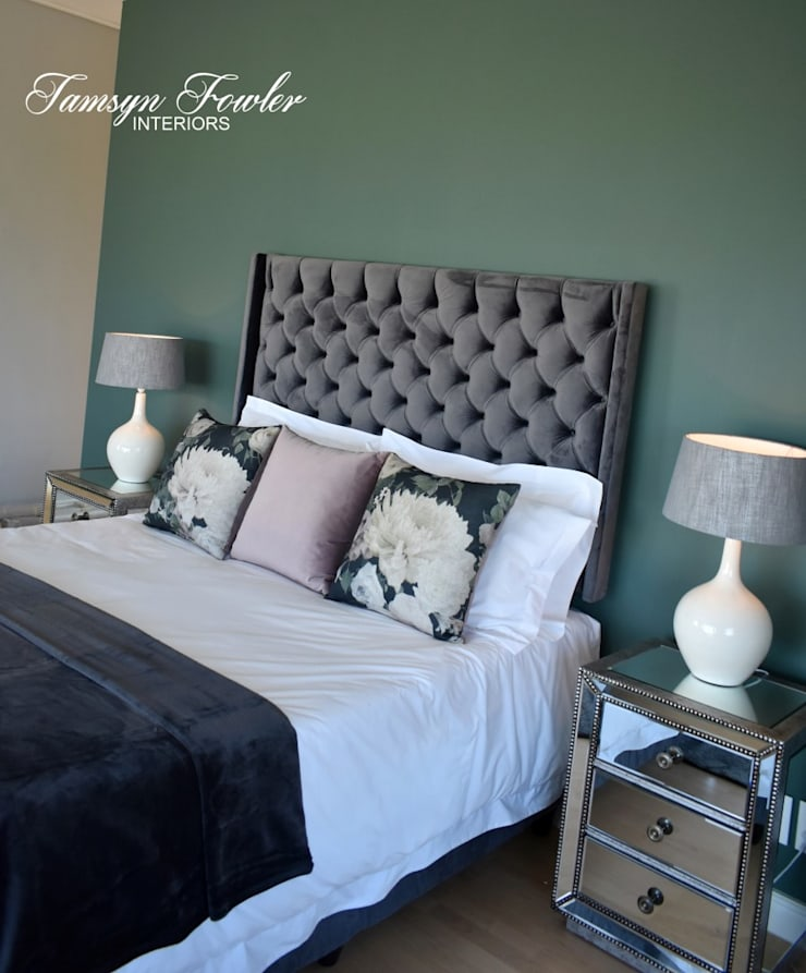 Modern style bedroom by Tamsyn Fowler Interiors Modern