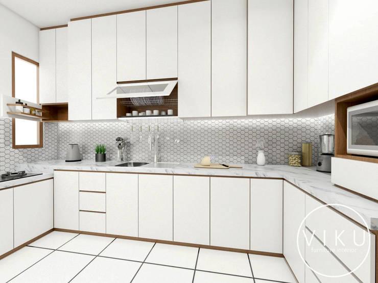 Kitchen set :  Dapur by viku