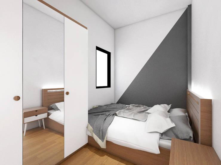 Bedroom Interior: Kamar Tidur oleh viku,